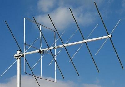 X QUAD 2M X Quad Antenna for 2m Ham Radio 144 146