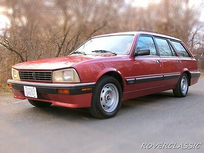 1991 Peugeot Other SW8 1991 PEUGEOT 505 SW8 ... 63,346 Original Miles THIRD ROW SEATING