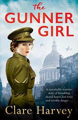 The Gunner Girl by Clare Harvey | Hardcover Book | 9781471150531 | NEW