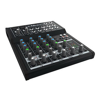 Mackie Mix8 - 8 Channel Compact Mixer