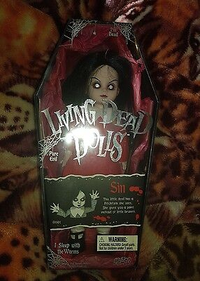 Sin series 1 living dead doll