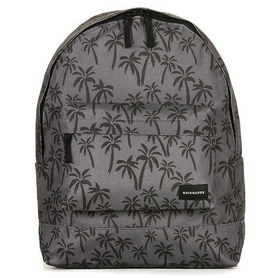 Quiksilver Shd Everyday Poster Backpack Grey Palm