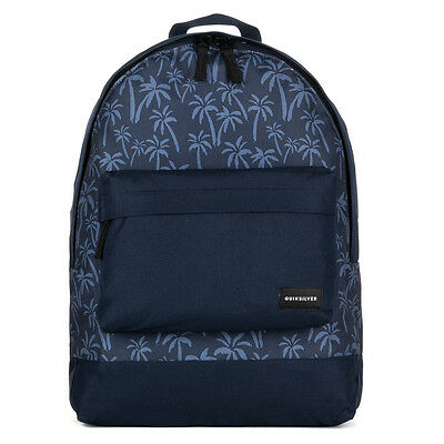 Quiksilver Shd Everyday Poster Backpack Navy Palm