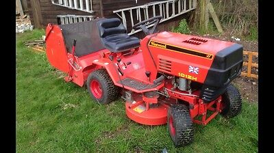Westwood 101ZH Sit On Mower, Ride On Mower