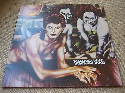 David Bowie Diamond Dogs 1st Uk Press A1/B1 Oly LP Ex/Ex+ ...Top Copy...!