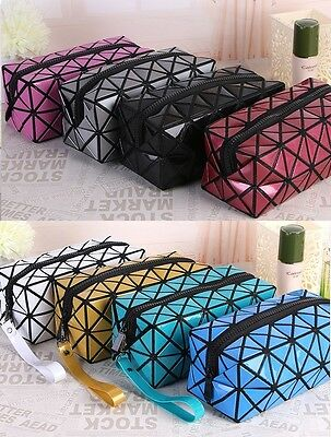 Cosmetic Make-Up Bag Travel Toiletry Bag Pouch Holder Organizer Pencil Case