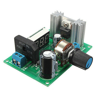 LM317 Adjustable Voltage Regulator Step-down Power Supply Module incl. UK Stock.