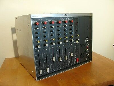 Rack for Revox C279 [mixer not included] it should work for Studer A779 as well
