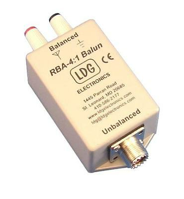 LDG RBA 4:1 Voltage Balun Icom Ham Radio Antenna