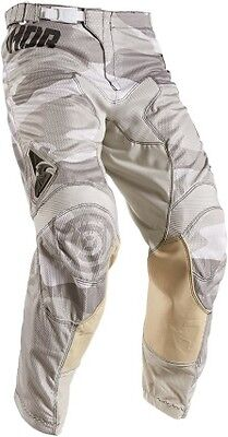 Thor Pulse Air Covert 2017 MX/Offroad Pants Sand/Gray