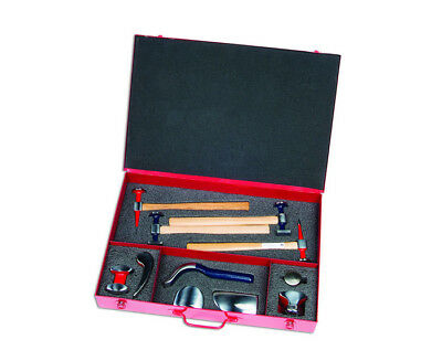 Hammer And Dolly Set - 11Pc Power-Tec 91972