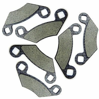 Front and Rear Brake Pads Polaris Sportsman Scrambler 550 850 XP 1000 2203628