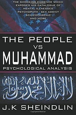 NEW - The People vs Muhammad - Psychological Analysis (Paperback) - 0994362986
