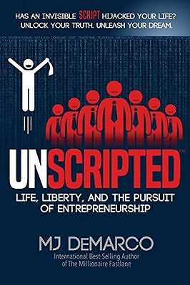 *NEW* - UNSCRIPTED: Life, Liberty, and the Pursuit of (Paperback) - 0984358161