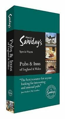 Pubs & Inns of England and Wales: Alastair Sawday's Special (PB) 1906136823
