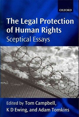 The Legal Protection of Human Rights, Campbell, Tom