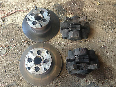 Classic Rover Mini Cooper 1275Gt 8.4 Discs And Calipers Excellent Condition