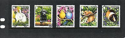 Sg 1112-6 Jersey  Pets Very  Fine Used Set