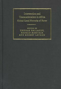 Intervention and Transnationalism in Africa, Callaghy, Thomas