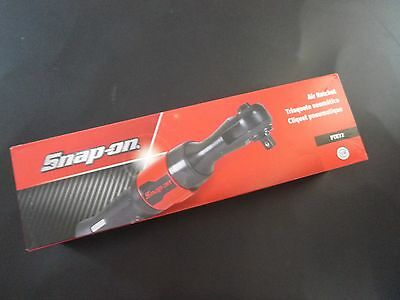 """New Snap-On 3/8"""" drive Super Duty Air Ratchet, Red, PTR72, new in box"""