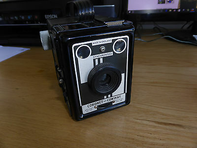 Vintage Coronet Conway Sychronized Camera