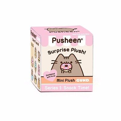Pusheen Snack Time Surprise Plush Mini Plush One Blind Box