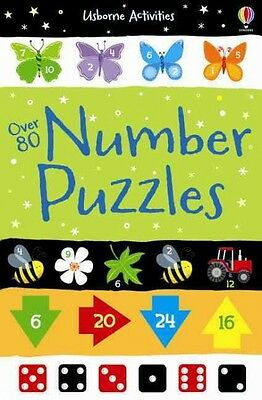 Over 80 Number Puzzles,