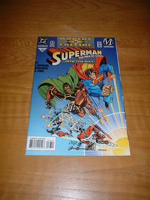Superman: The Man Of Steel 36. Aug 1994. Nm Cond. Dc.