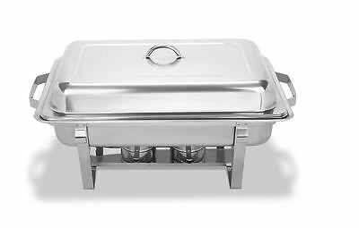 Catering Stainless Steel Chafer Chafing Dish Full Size Buffet