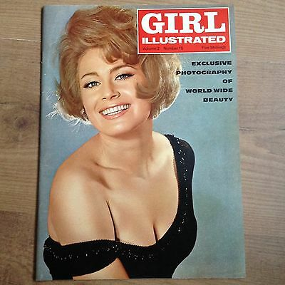 VINTAGE GIRL ILLUSTRATED GLAMOUR/PHOTOGRAPHY MAGAZINE VOL 2 No 15