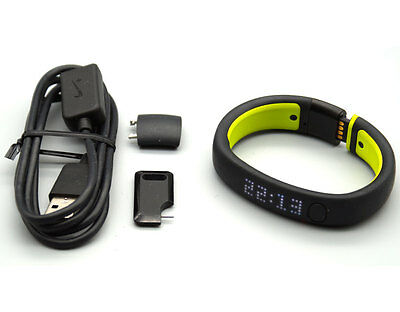 Nike+ Fuelband SE Fitness Tracker Bluetooth USB color Nero Medium Large