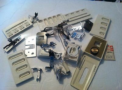 Vintage Sears Kenmore Large Lot Rotary Sewing Machine Parts and Pieces