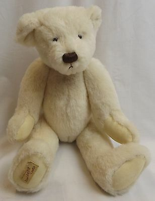 "Modern 13"" Dean's Mohair Jointed Teddy Bear 'coco' Ltd. Ed. *missing Jacket*"