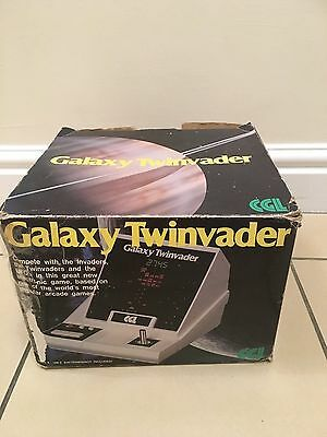 VINTAGE GALAXY TWINVADER in Box
