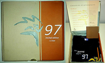 SYDNEY OLYMPIC GAMES: 1 of 2000 Shirt + Certificate + Booklet + Box (Olympics)