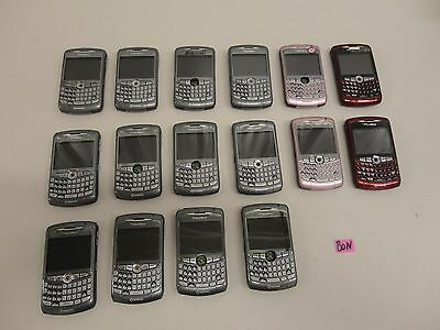 Lot Of 16 Blackberry Curve 8310 Phones As Is For Parts, Not Tested Bon