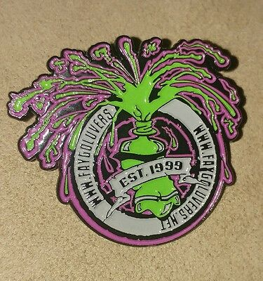 New Faygoluvers Hat Pin Insane Clown Posse Icp Twiztid Juggalo Riddle Box Colors