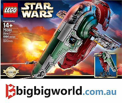Lego 75060 STAR WARS SLAVE 1 UCS Brand new sealed Mel pick up available