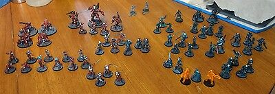 Infinity - Yu Jing and Imperial Service Army - Well Painted
