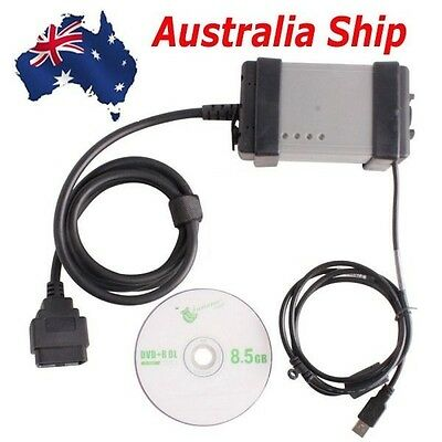 AU Ship 2014D VOLVO VIDA DICE Code Reader OBDII Diagnostic Tool In Win 7 Pro