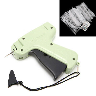 Standard Manual Label Pistol Grip Tagger Tag Tagging Attaching Gun With Iron Pin