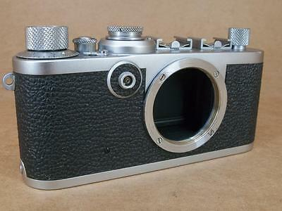 Leitz Leica If Red Dial Body 1956