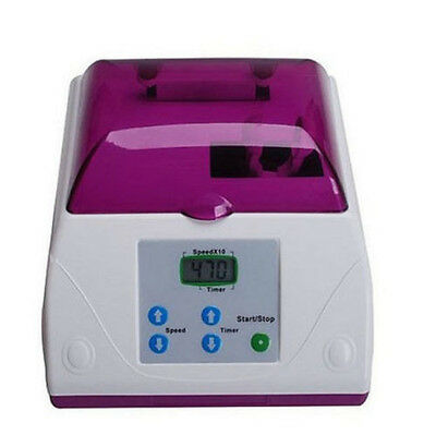 SALE Electric HL-AH High Fast Speed Amalgamator Dental Lab Amalgam Capsule Mixer