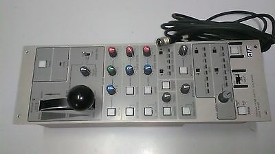JVC RM-LP35  REMOTE CONTROL PANEL WITH CABLE ( per RM-P270 or RM-P300 )
