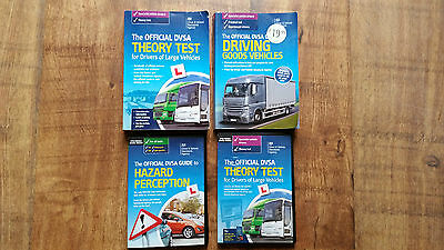 DVSA lgv bundle Theory hazard perception