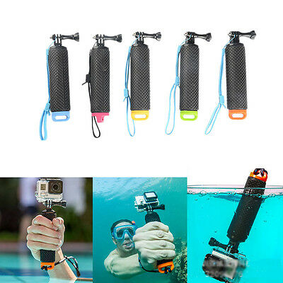 Floating Grip Selfie Rod Buoyancy Camera Handle Mount Stick For GoPro Hero DV