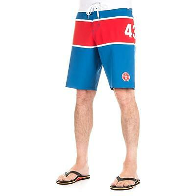 DC Bay Ridge Boardshorts Snorkel Blue