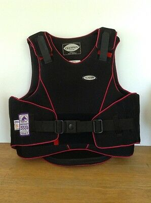 Champion FlexAir Horse Riding Body Protector, Adult Size Medium 12/14,
