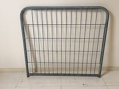 SMALL GALVANISED GATE FARM PEN HOUSE FENCE GATE 900 x 825 mm (W)