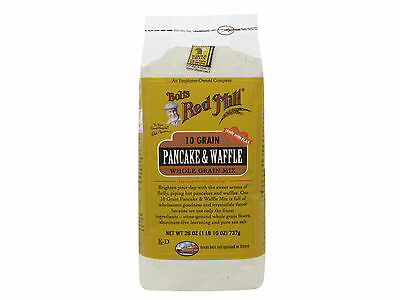 10 Grain Pancake and Waffle Mix 4/26oz Bob's Red Mill BULK